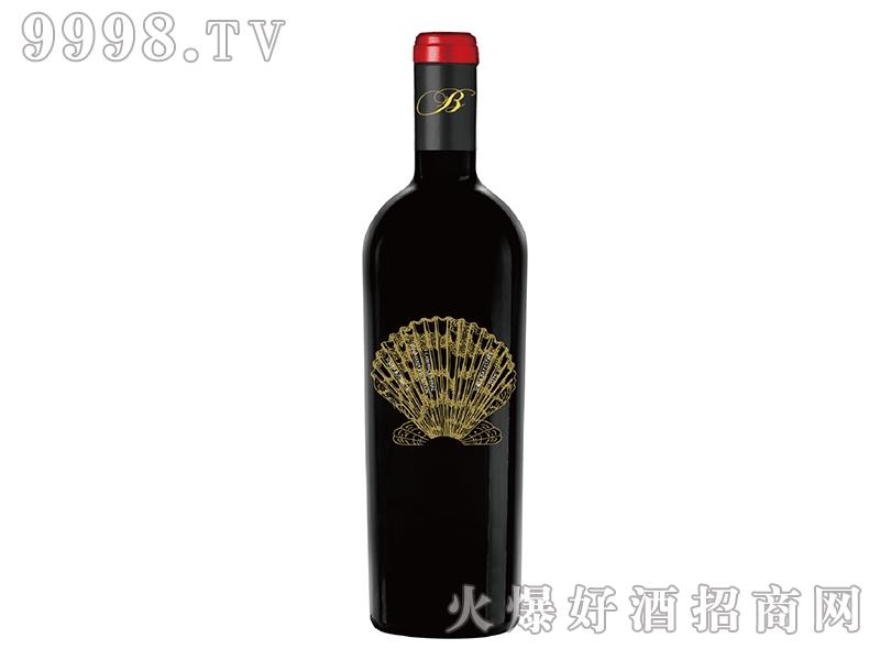 贝壳湾酿酒师精选干红葡萄酒