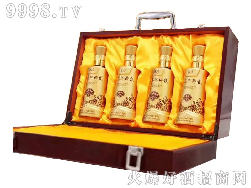 青岛琅琊台酒淡雅浓香-白酒招商信息