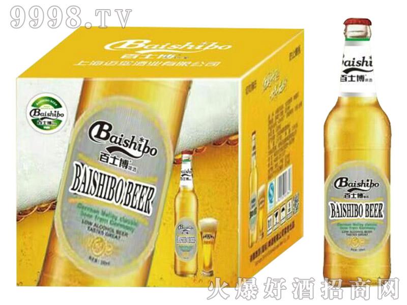 百士博臻品啤酒500mlx12