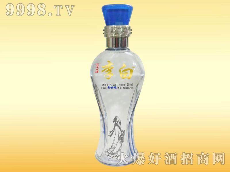 京世缘李白酒瓶装