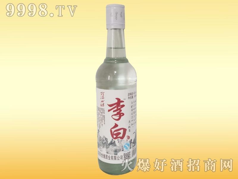 京世缘李白酒500ml