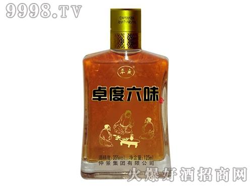 卓度六味酒125ml瓶装