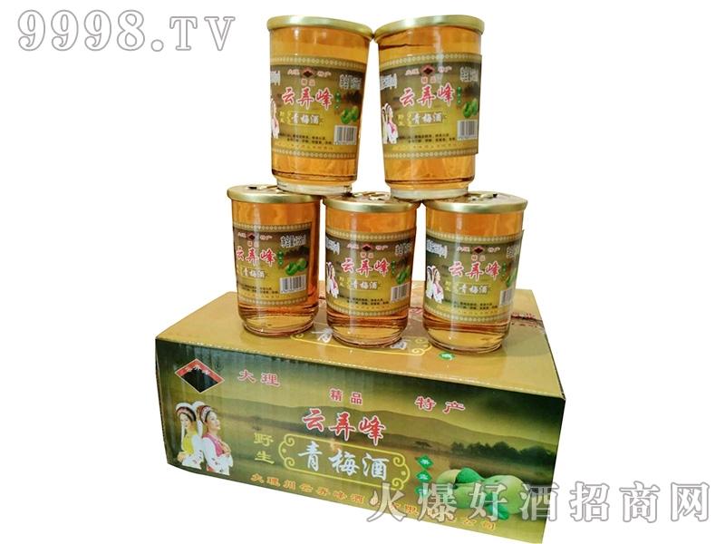 云弄峰青梅圣酒规格:168mlx12x1