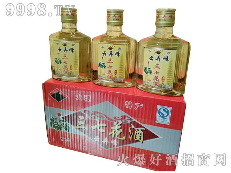 云弄峰三七花酒规格:200mlx12x1