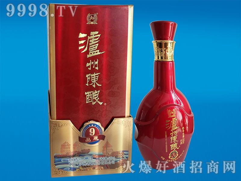 泸州陈酿酒-品藏