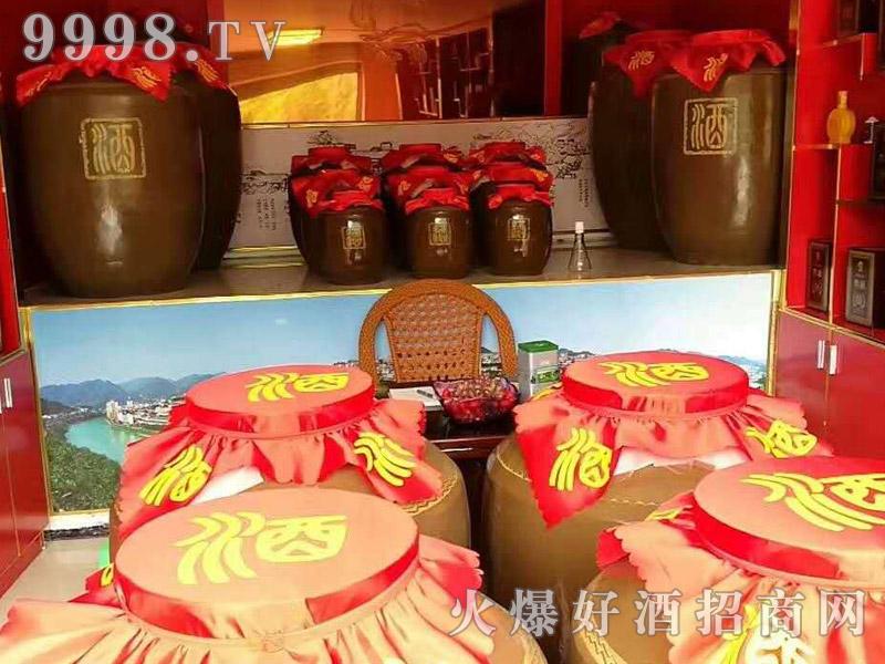 鑫龙散酒坛