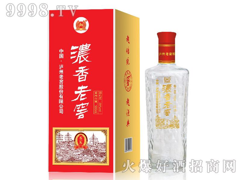 浓香老窖酒・6K