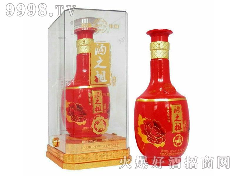 汾酒酒之祖-龙福尊(透明盒)