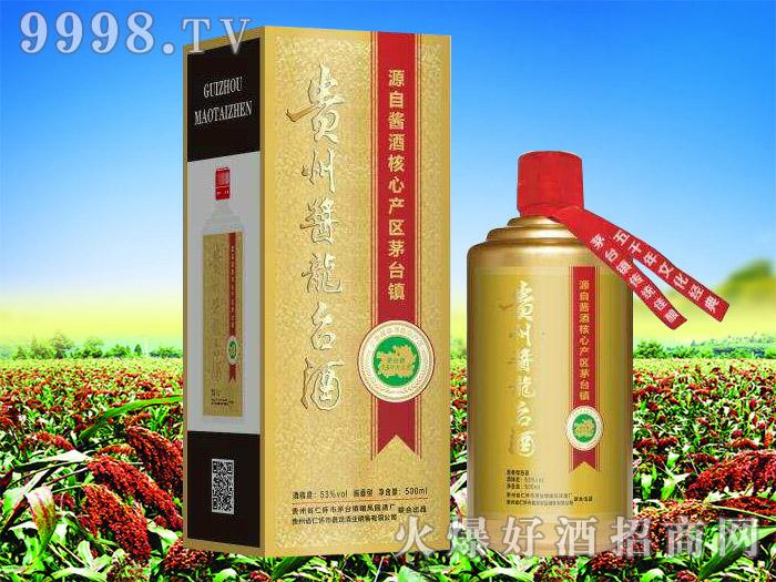 贵州酱龙台酒500ml