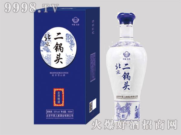 内优・北京二锅头酒52°