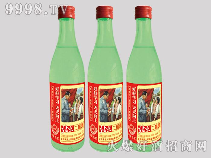 内优・北京二锅头酒绿瓶BJ-06