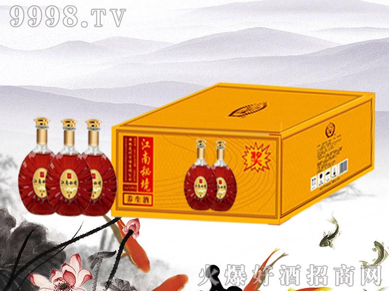 江南秘境养生酒256ml箱