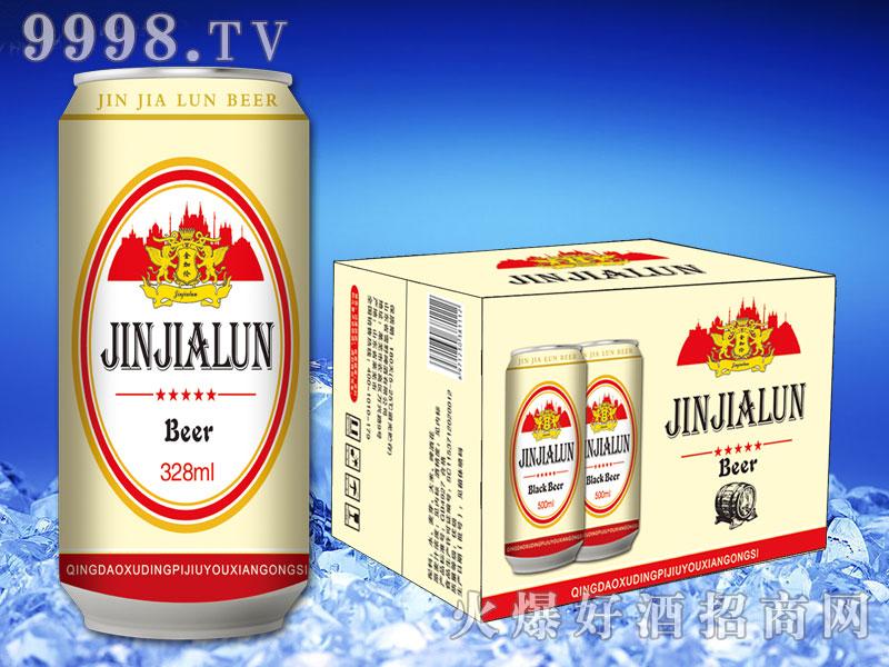 金加伦啤酒(罐)