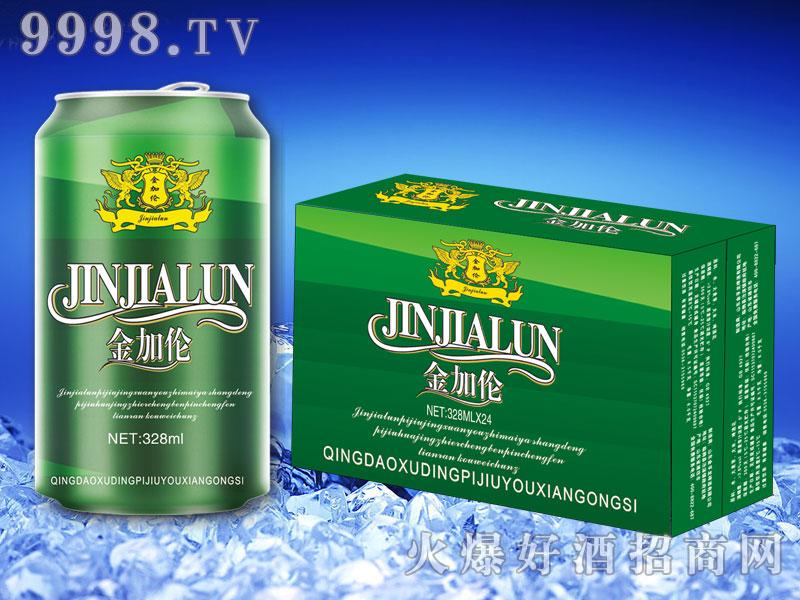 金加伦啤酒328ml×24(罐)