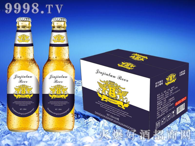 金加伦啤酒330ml×24(瓶装)