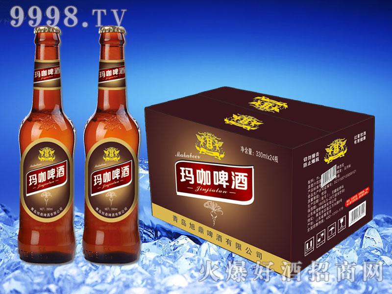 金加伦玛咖啤酒