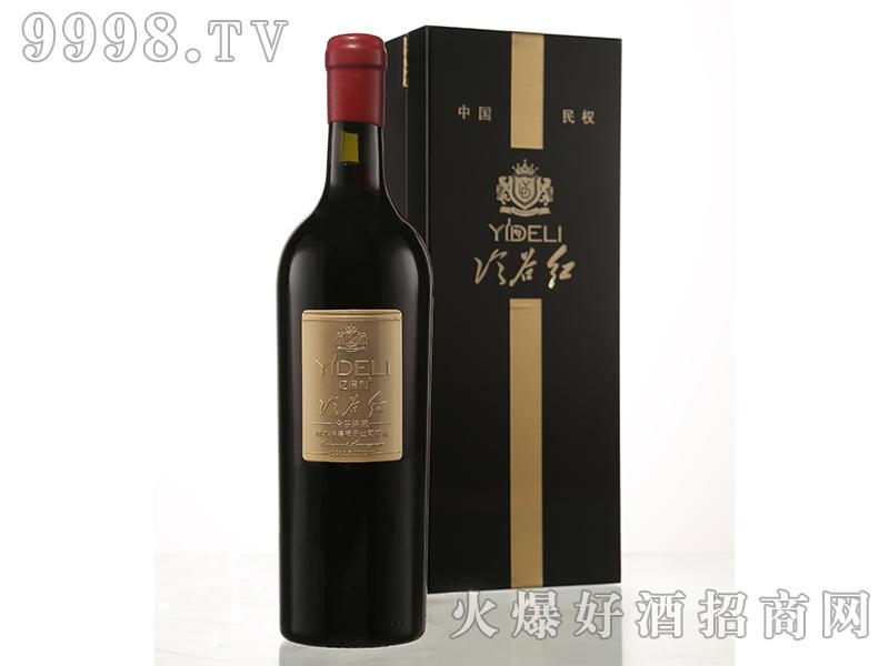 冷谷梦橡木桶窖藏干红葡萄酒