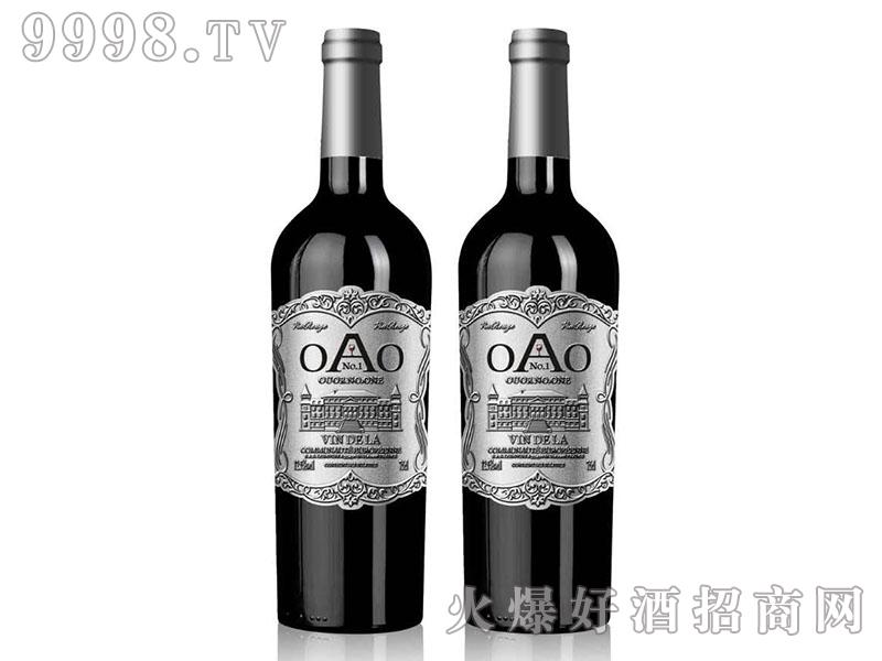 欧澳壹号・银标干红葡萄酒