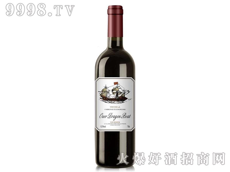 欧澳龙船水手干红葡萄酒