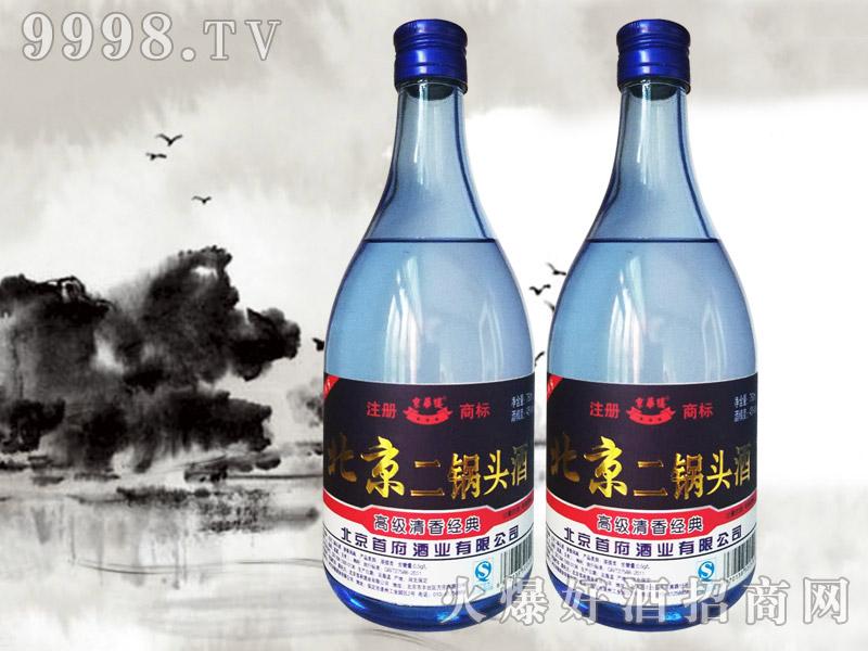 京华楼北京二锅头酒高级清香经典