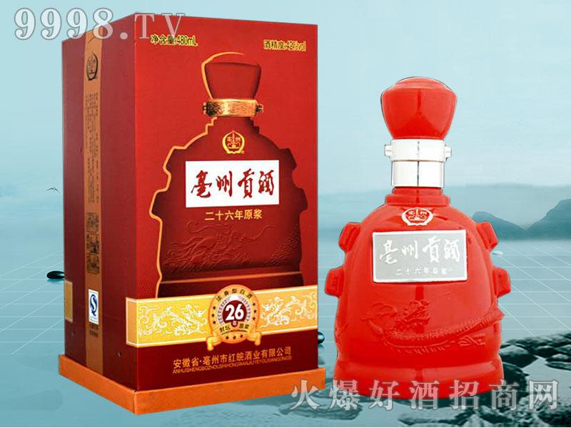 亳州贡酒26