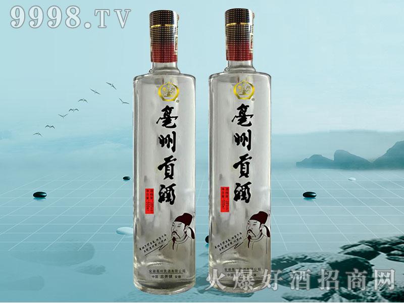 亳州贡酒光瓶