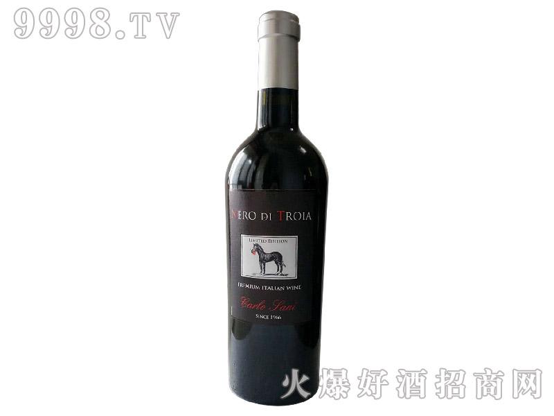 意大利黑特托雅红葡萄酒(限量版)
