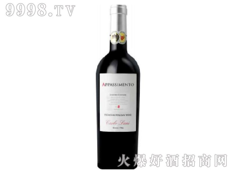 意大利阿帕斯曼托红葡萄酒