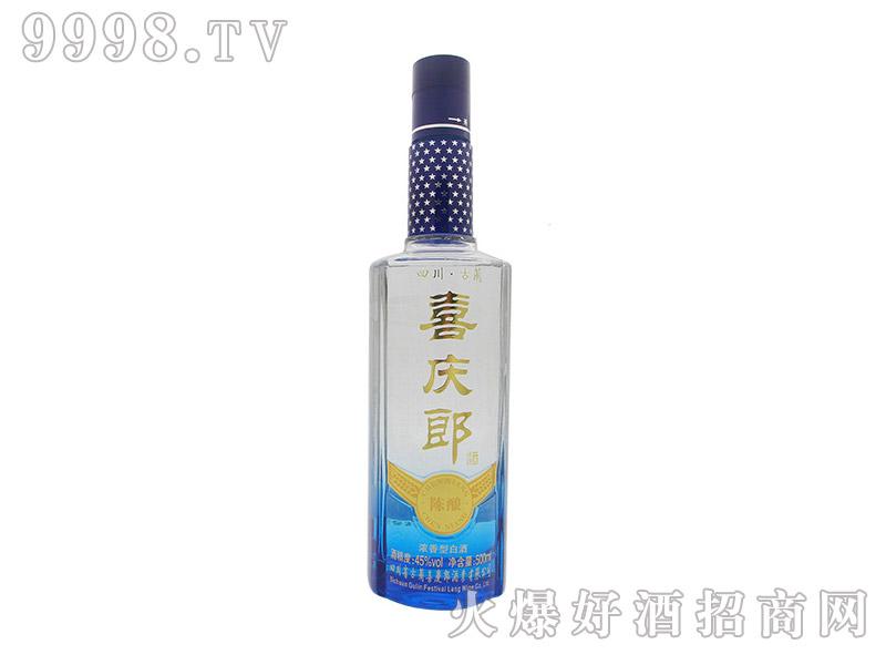 喜庆郎光瓶酒
