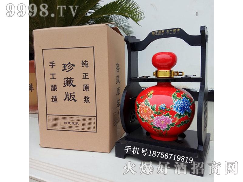 原浆酒珍藏(红坛)