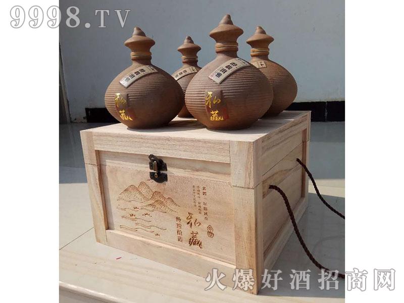 私藏酒(沙陶瓷)