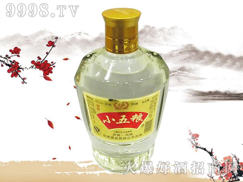 京坤小五粮酒450ml