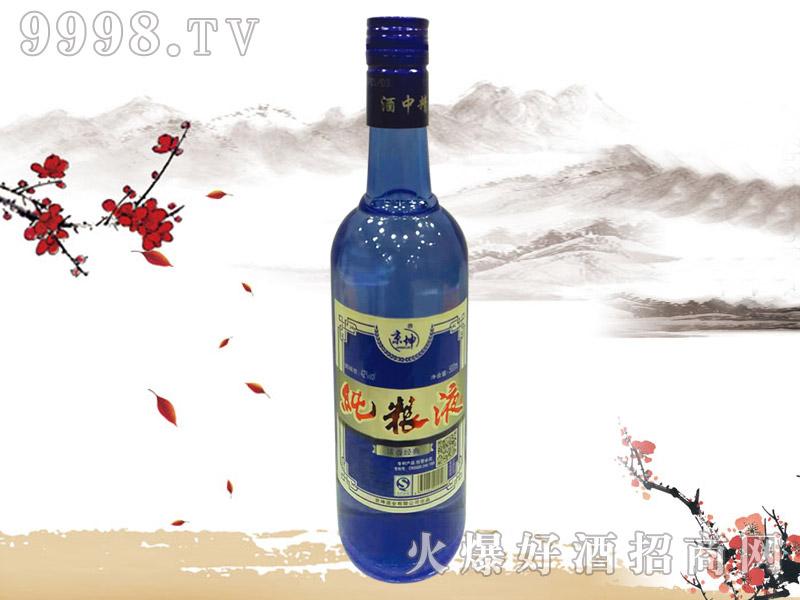 京坤纯粮液酒