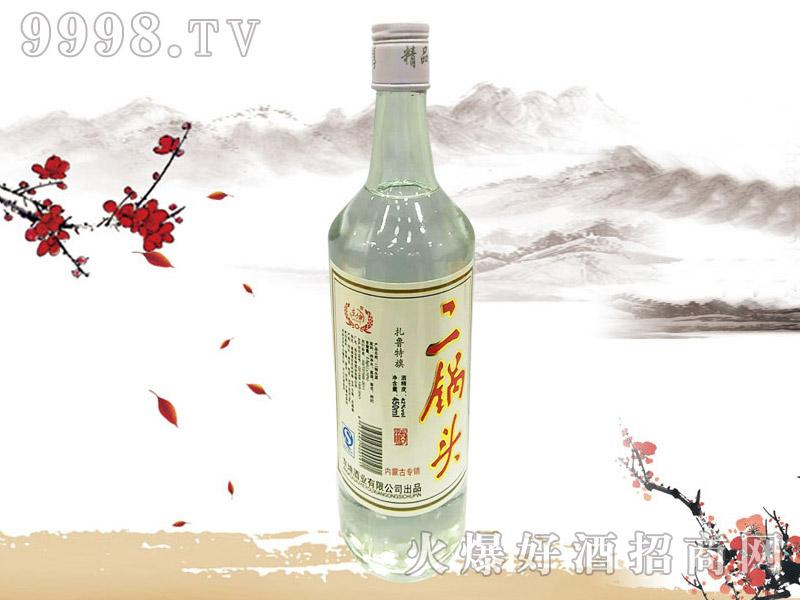 京坤二锅头酒扎鲁特旗