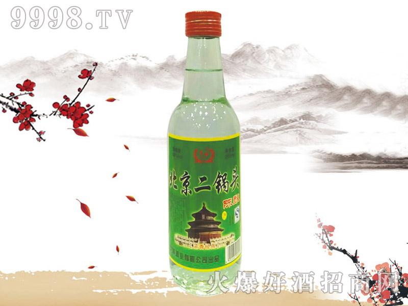 京坤北京二锅头陈酿酒500ml