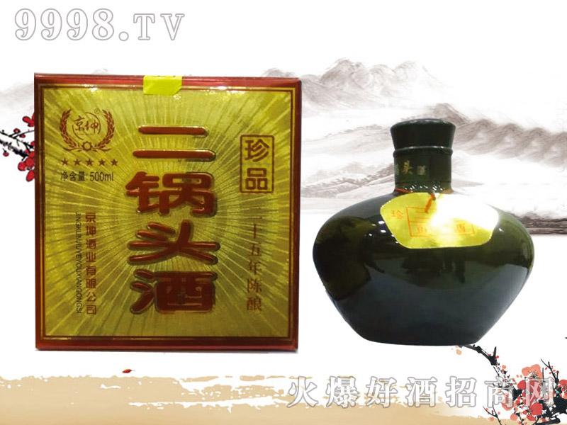 京坤珍品二锅头酒陈酿18