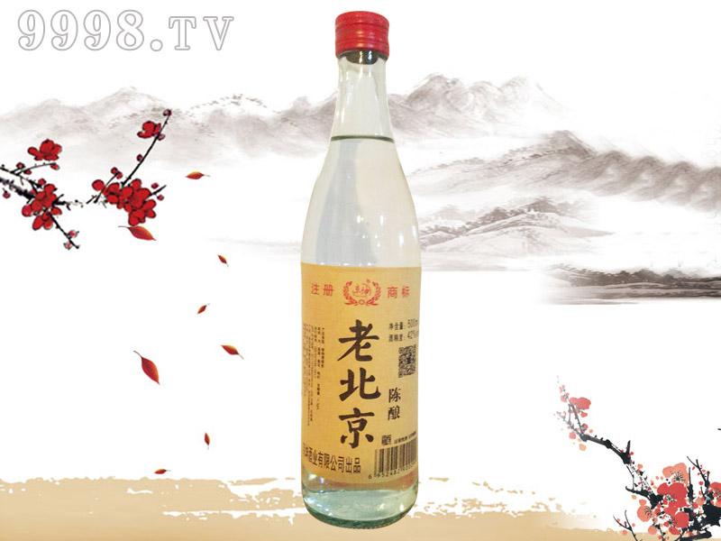 京坤老北京陈酿酒