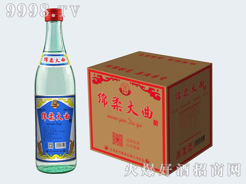 雪仔绵柔大曲酒(定制产品)