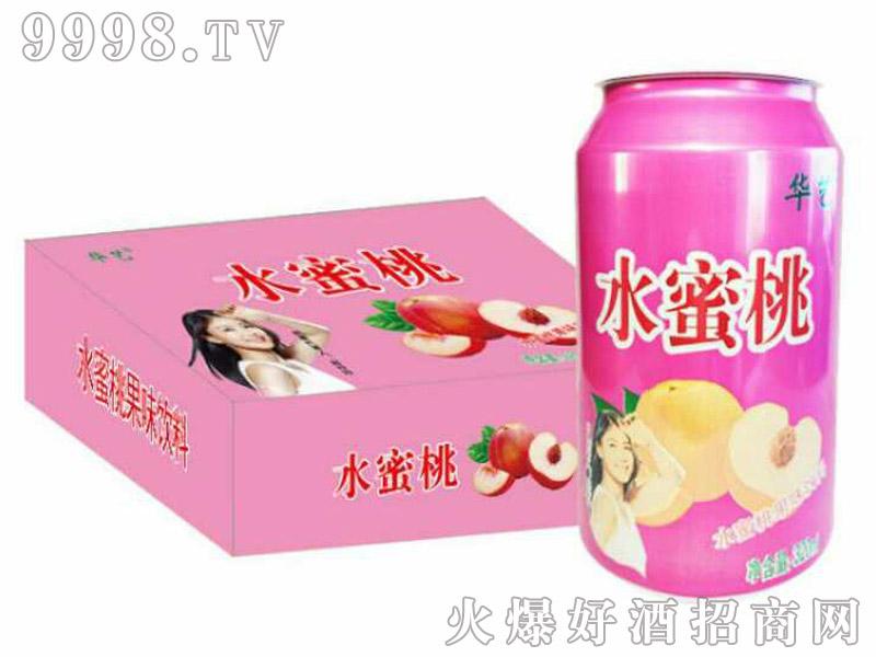 青瑞饮品水蜜桃