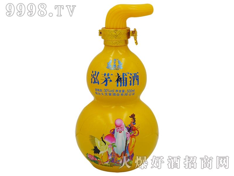 泓茅�a酒(黄)30°500ml