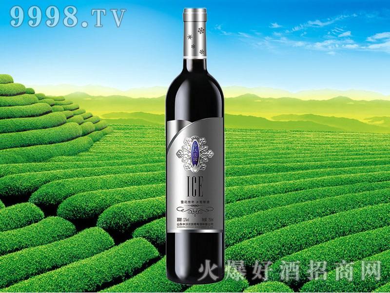中沃庄园雪花传奇冰葡萄酒