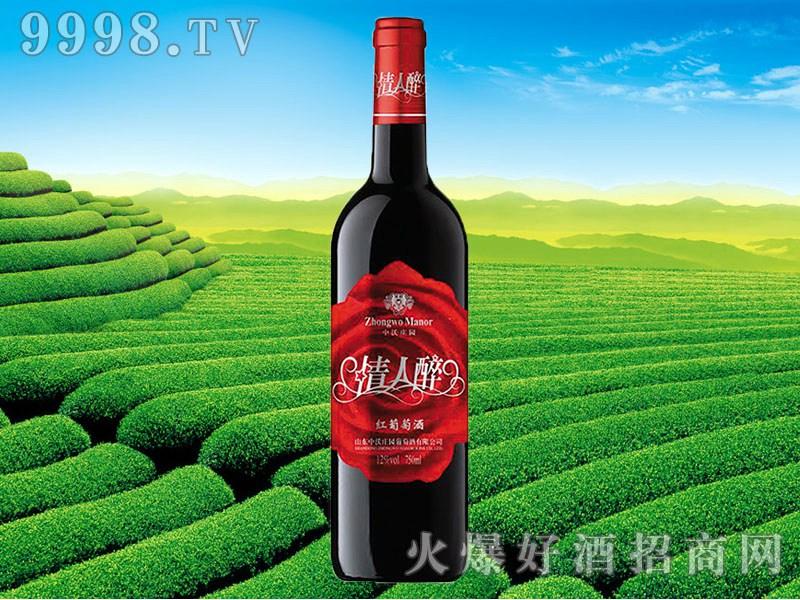 中沃庄园情人醉红葡萄酒
