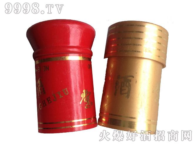 乔氏包装酒瓶盖(红、黄)