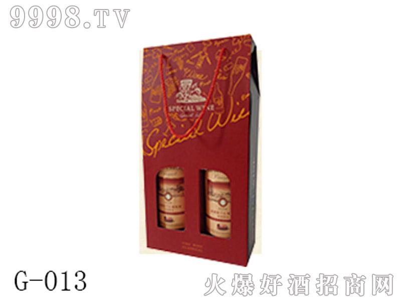 赤霞珠干红(双支礼盒装)