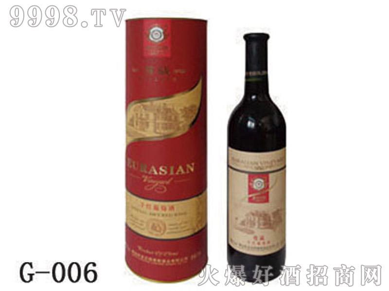 尊藏干红葡萄酒(圆桶)