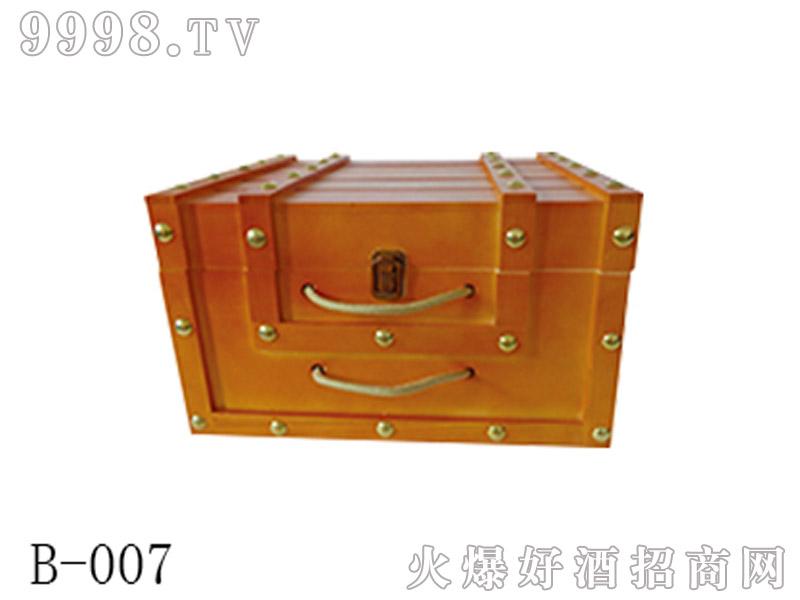 进口6支木箱包装