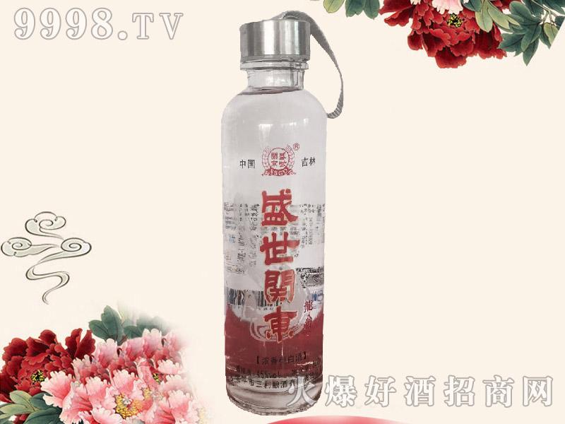 盛世关东酒・龙45度500ml