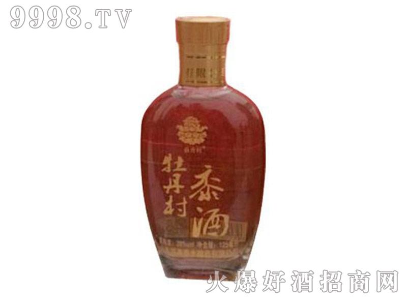 牡丹村黍酒28度