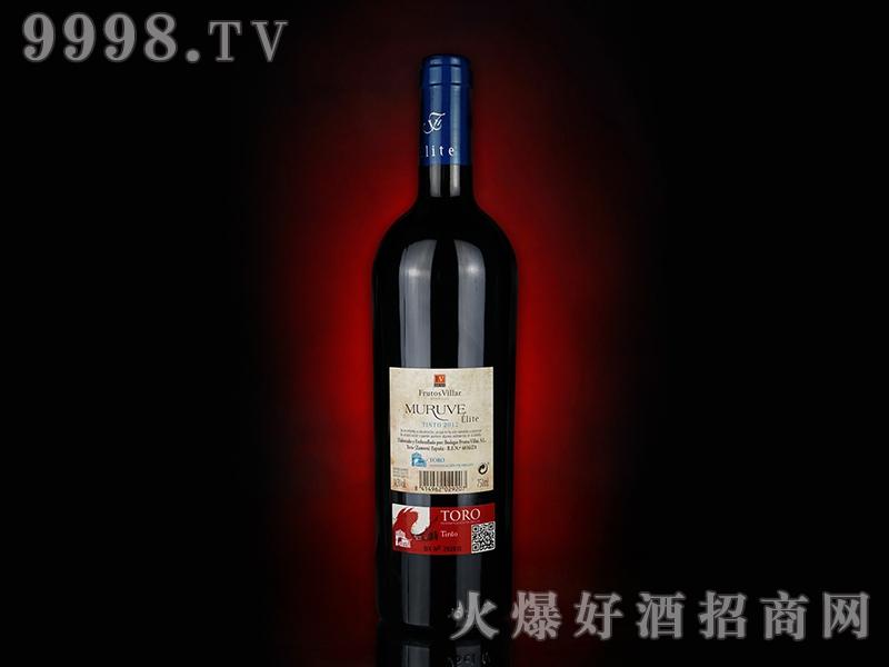 幕乐威特级精选葡萄酒(背标)