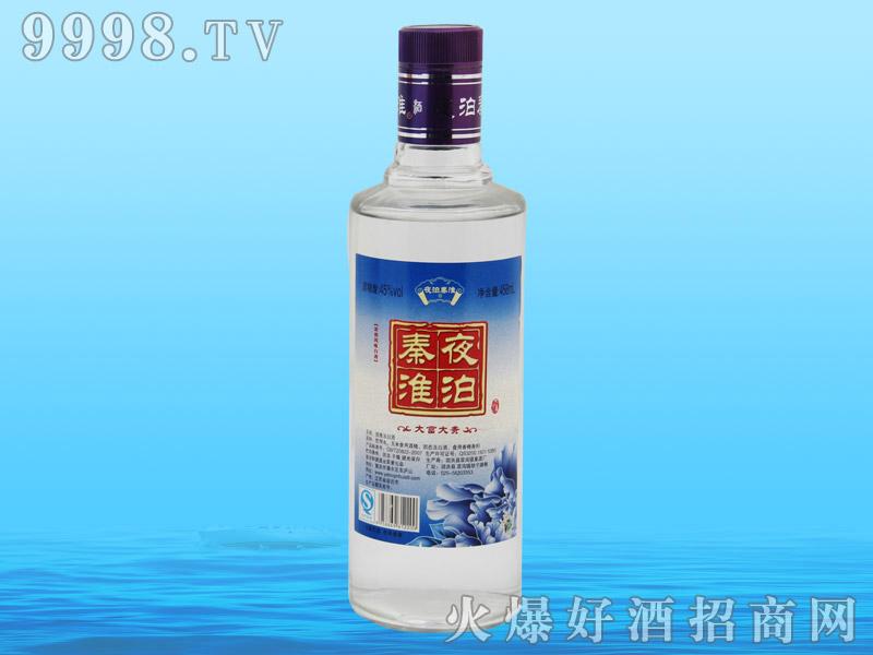 夜泊秦淮酒・大富大贵